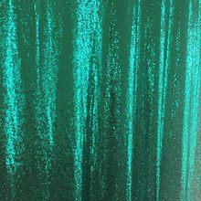 LQIAO 90x120 см 3 мм блесток ткани двора золото/зеленый/Шампань/Серебро блесток ткань оптом Блестки Ткань для платья DIY(Китай)