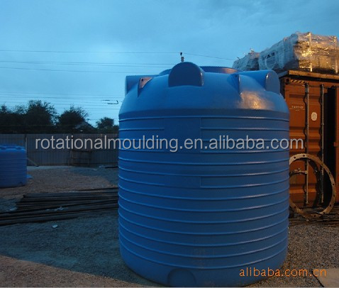 PE material of rotational molding plastic septic tank
