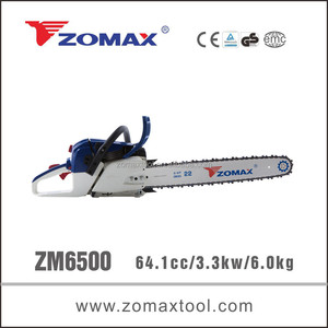 China supplier industrial 62cc mcculloch chainsaw