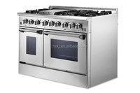 high-end CSA certificated 48 inch dual fuel range