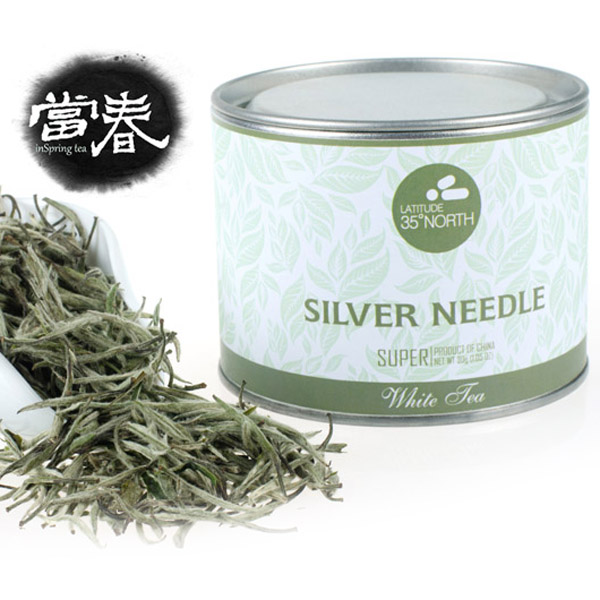 Hot-sale Silver Needle White Tea, Refined Chinese Tea