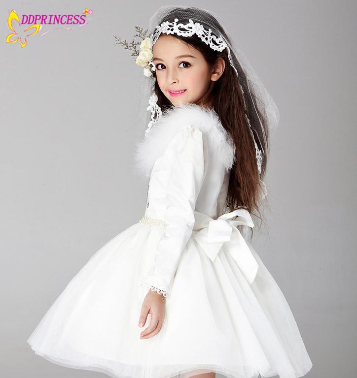 Alibaba Hochzeit Mädchen Kleidung Kinder Prinzessin Brautkleider ...