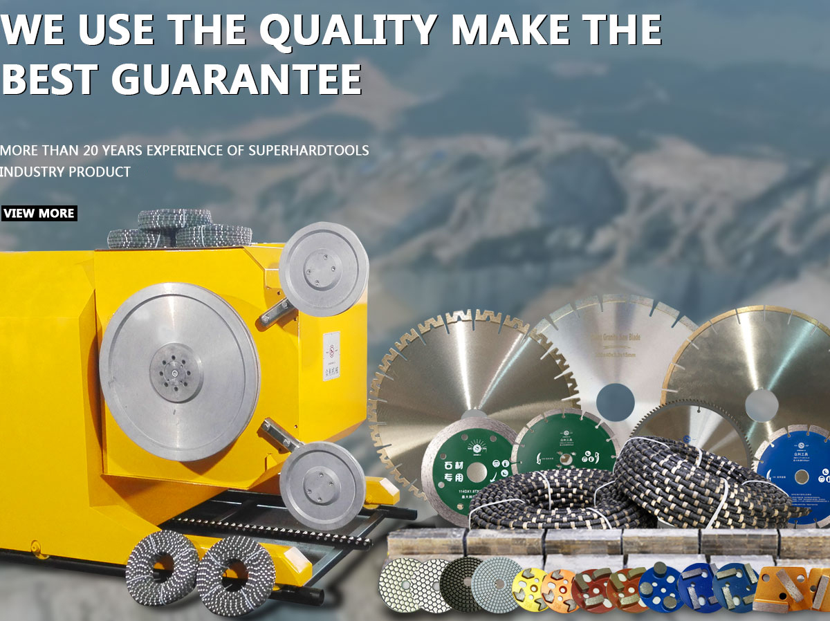 Produce industry diamond tool, made of superhard materials