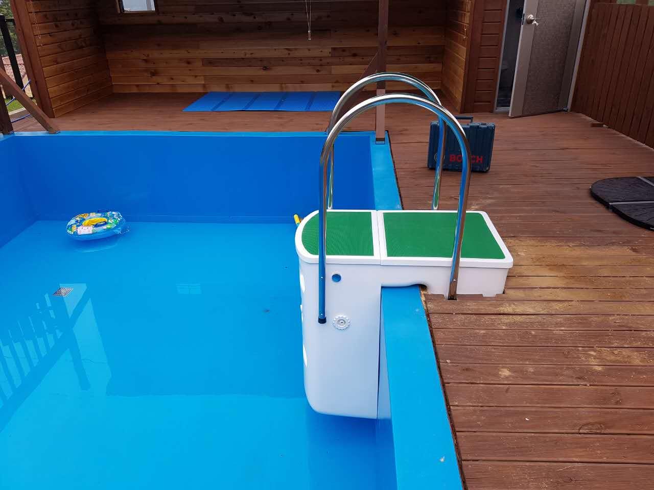 Горячая Распродажа настенный интеллигентая (ый) дезинфекции и фильтрации Pipeless комплексный фильтр для бассейна