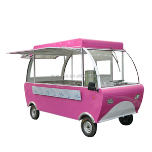 Electric Mini Food Truck,Mobile Food Trailer,Mobile Buffet Car
