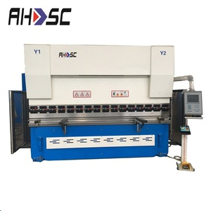 W67Y/K-80/2500 type of hydraulic press brake machine with high quality