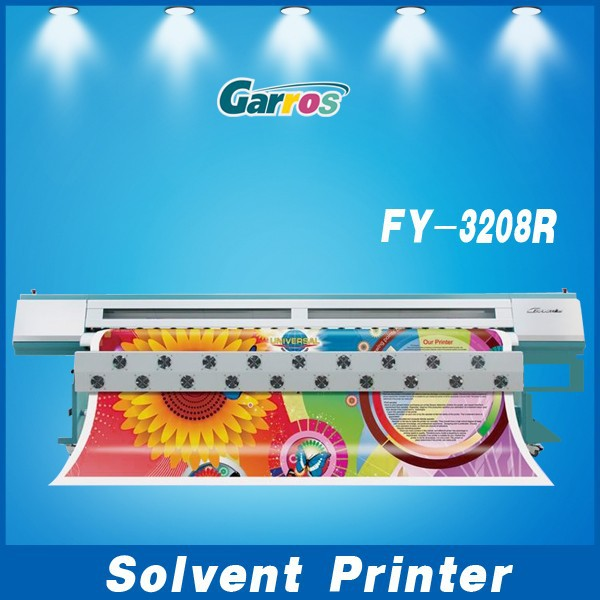 Infinity digital solvent printer FY3208R with high resolution