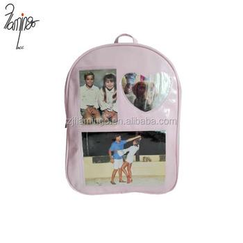 Amazon Hot Style Alibaba Wholesale Online Girls Pink Pu Leather