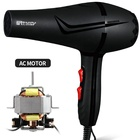 AC motor Beauty Salon Equipment Guangdong Jieyang Electric AC Motor Hair Drier New Blower Hairdryer