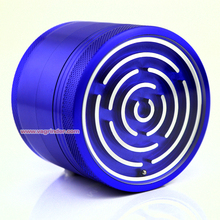 VA Herb Grinder budget bulk card products from china golden virginia tobacco with multi-colors,OEM logo,free sample