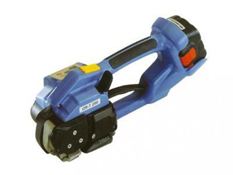 Heavy Duty Battery Powered Strapping Tool for Polyester Strapping