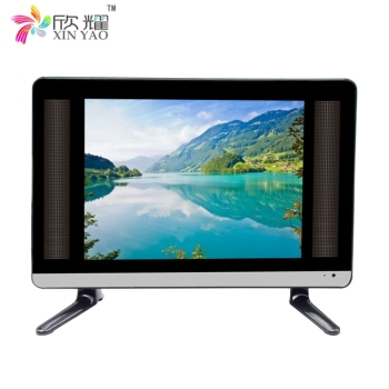 14 15 Inch Full Hd Lcd Tv Factory Price Cheap Smart Tv Flat Panel