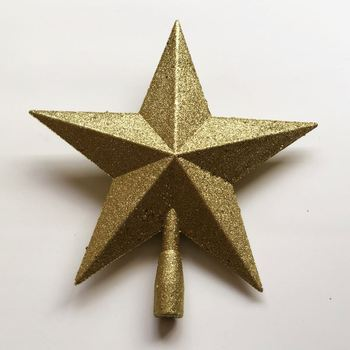 indoor outdoor christmas tree topper star lights xmas decoration ornaments - Outdoor Christmas Tree Topper
