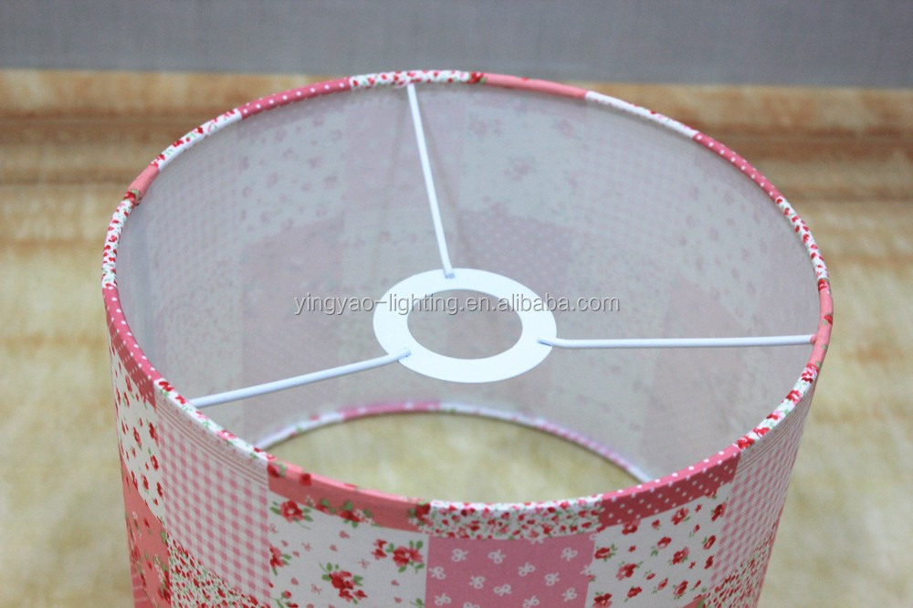 Drum hanging pink fabric lampshades white wire lamp shade frame drum hanging pink fabric lampshades white wire lamp shade frame keyboard keysfo Gallery