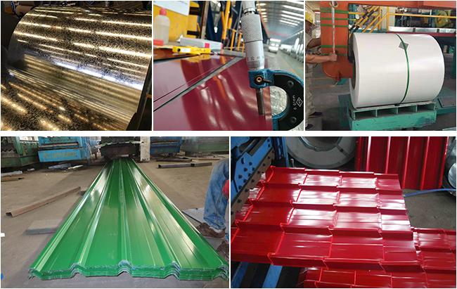 Стандарт ASTM A653 Z100 CR 0,5 мм толщина GI/GL нормальная загубка щелевая кромка SGS горячеоцинкованная стальная катушка для металлического кровельного листа
