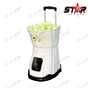 Best selling tennis ball machines for sale with free battery and remote control tennis equipment