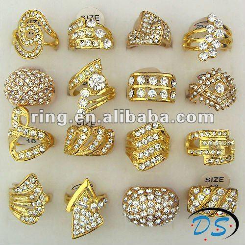 Goldam Ring For Men