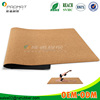 superior wear-resisting skillful manufacture durable cork earthing yoga mat