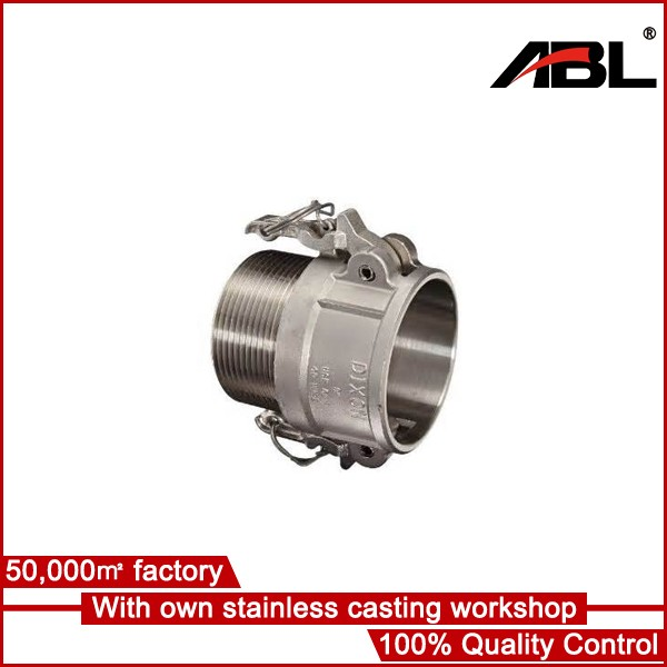 Alloy steel round base investment lost wax casting