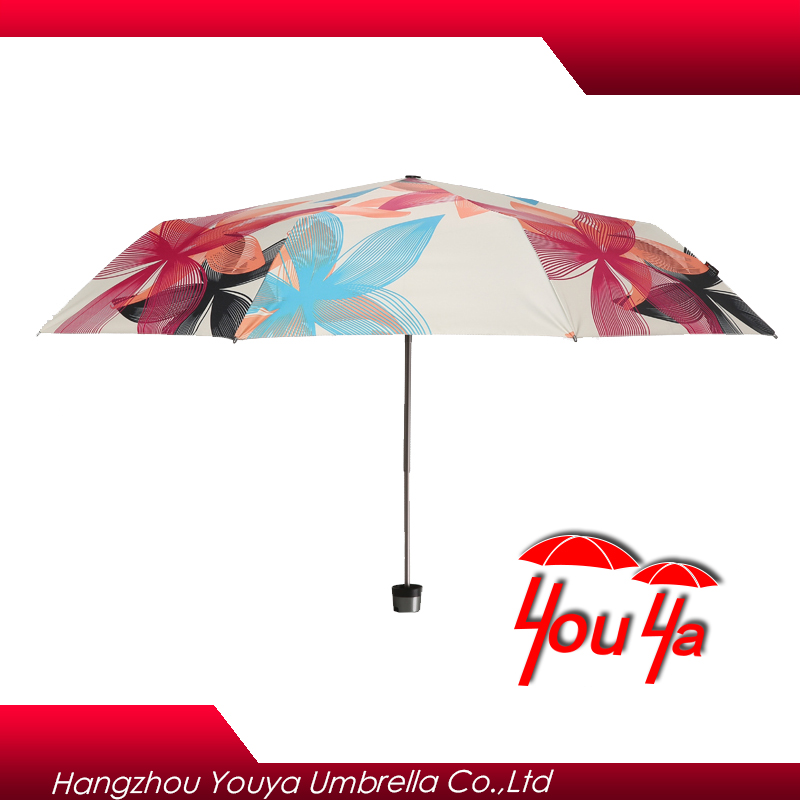 2016 fashion brand of high-grade two sided foldable umbrella