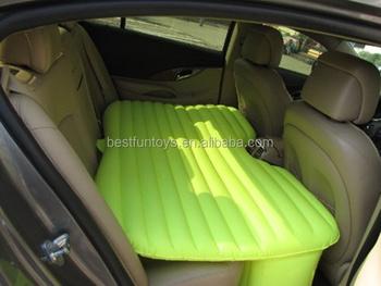 Customized Car Seat Extender Back Space Filler Inflatable Mattress Air