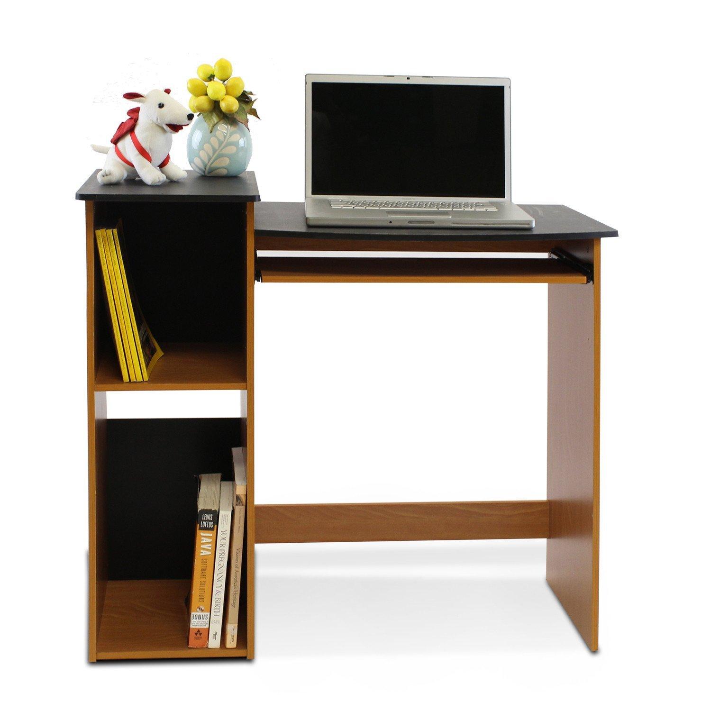 Furinno Econ Multipurpose Computer Writing Desk, Home Office Furniture