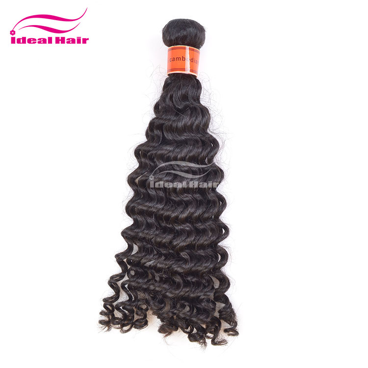 Top grade kinky curly remy virgin cambodian hair,can be dyed virgin remy hair weave color 2b,virgin cambodian remy hair