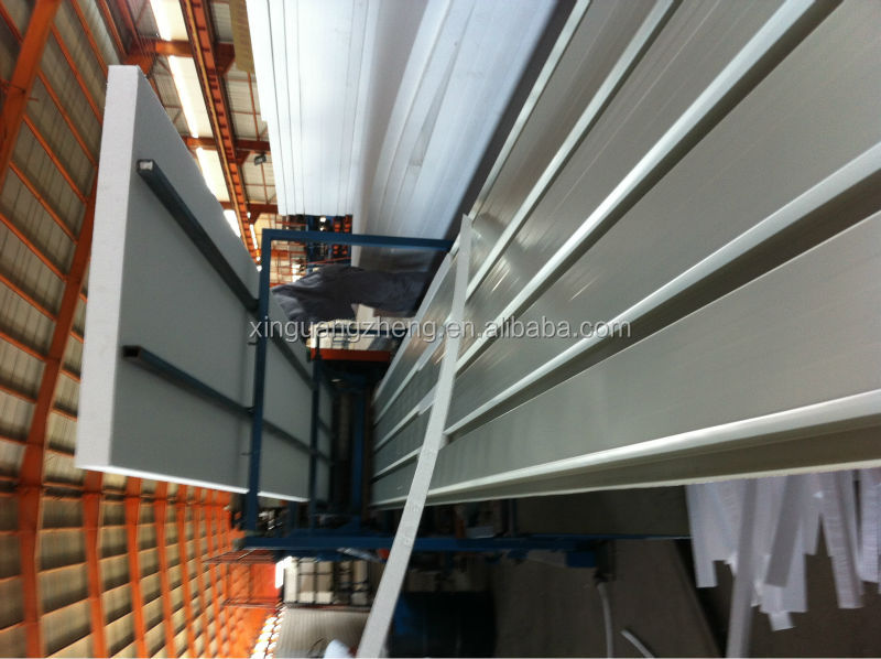 eps Sandwich Panel for steel structural buildings