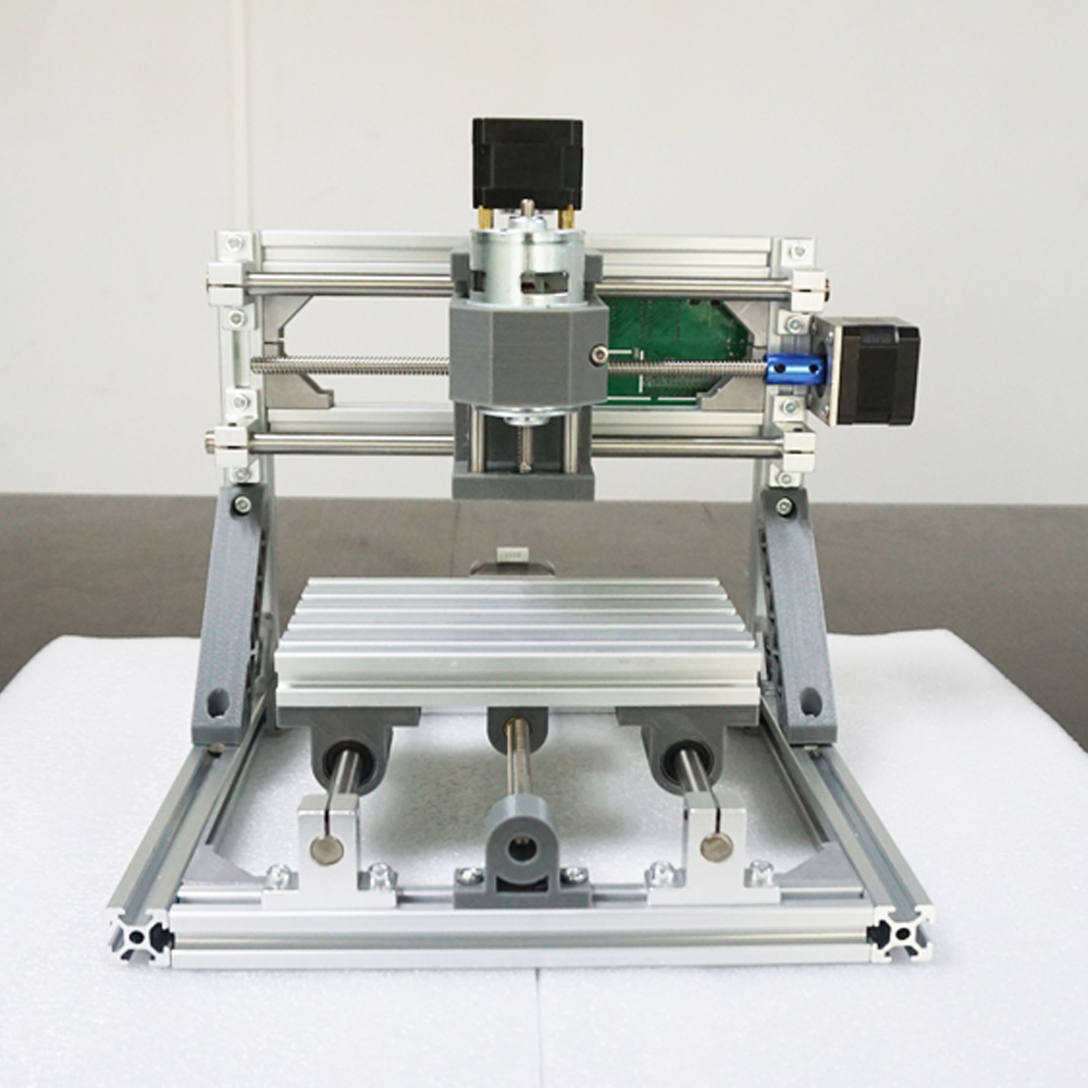 CNC Router DIY 1610 3 Axis Mini CNC Pcb Boormachine Met GRBL Controle