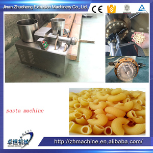 2017 most Hotsales Macaroni Pasta Production Equipment for Spaghetti