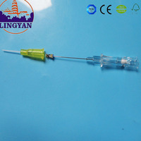 Disposable safety Pen type IV Cannula / IV catheter / IV tube