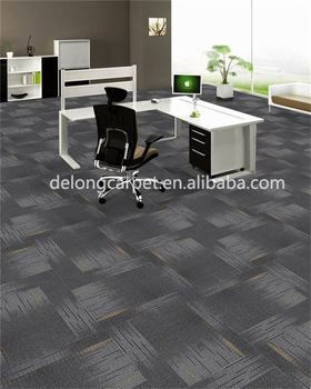 Commercial Waterproof Simply Seamless 60x60 Carpet Tiles
