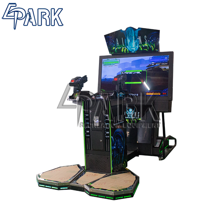 Japan originele Arcade game machine Aliens Schieten video games classic arcade machines