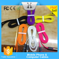 The most wonderful TPE material ABS+TPE usb short cable