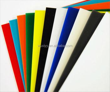 Cheap Hard Plastic Sheet,Transparent Colored Plastic/abs/pvc/acrylic ...