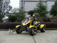 300CC New 4 Quad Bike, Motorcycle 4 ATV Quad