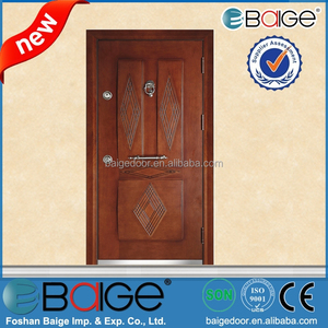 BG-AT9007 The best seller armored door with adjustable frame