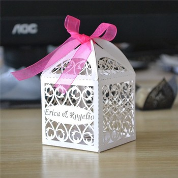 Hot Sales Indian Wedding Return Gift Wedding Favour Box From Chinese