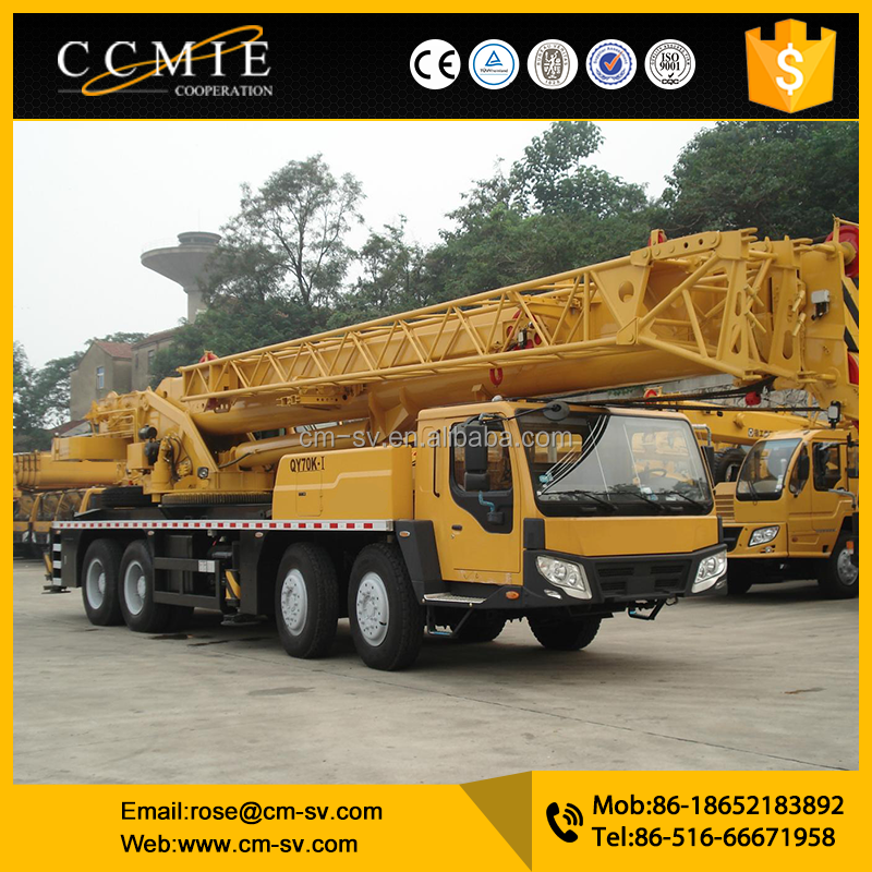 Manufacture Fassi Crane with low price