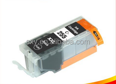 PIXMA MX922 compatible printing ink and cartridge for Canon PGI 255 BCI 350 BCI 351 inkjet with auto reset chip