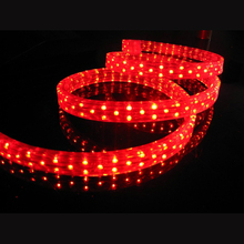 Christmas Decorations Low price led neon flex rope light 12v red