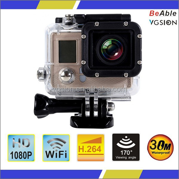 Wifi Ait8427p Chip Ar0330 Sensor 1080p Full Hd Outdoor Sports ...