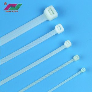 OEM wholesale Self Locking Nylon Cable Ties size Plastic Cable Tie Straps for wire bundling
