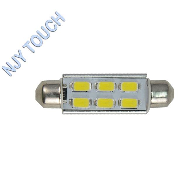 Dodge Nitro  Led Side Lights Canbus 501 White T10 LED4