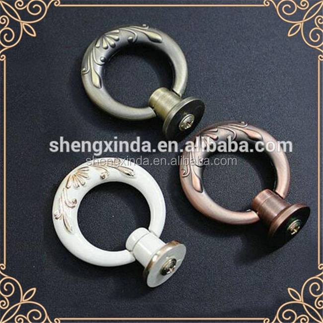 Small and Carriable Zinc-Alloy Handles for Drawer Cabinet with Factory Price
