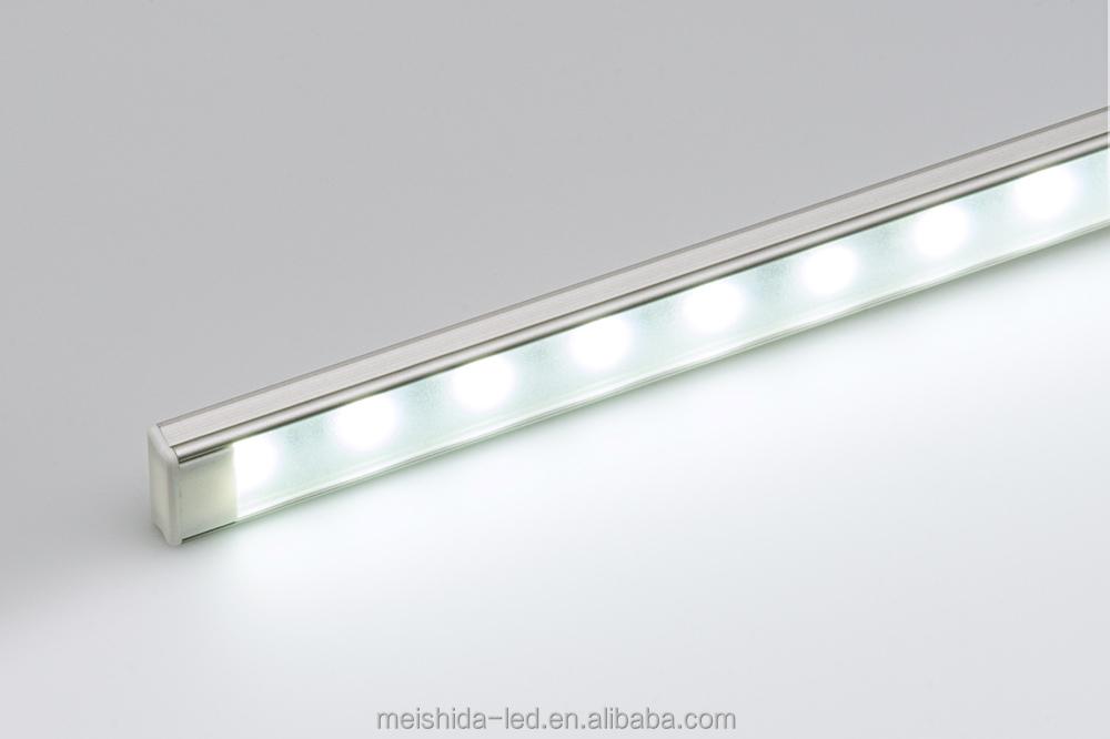 Aluminum Profiles In Furniture Wall Room Top Corner Street