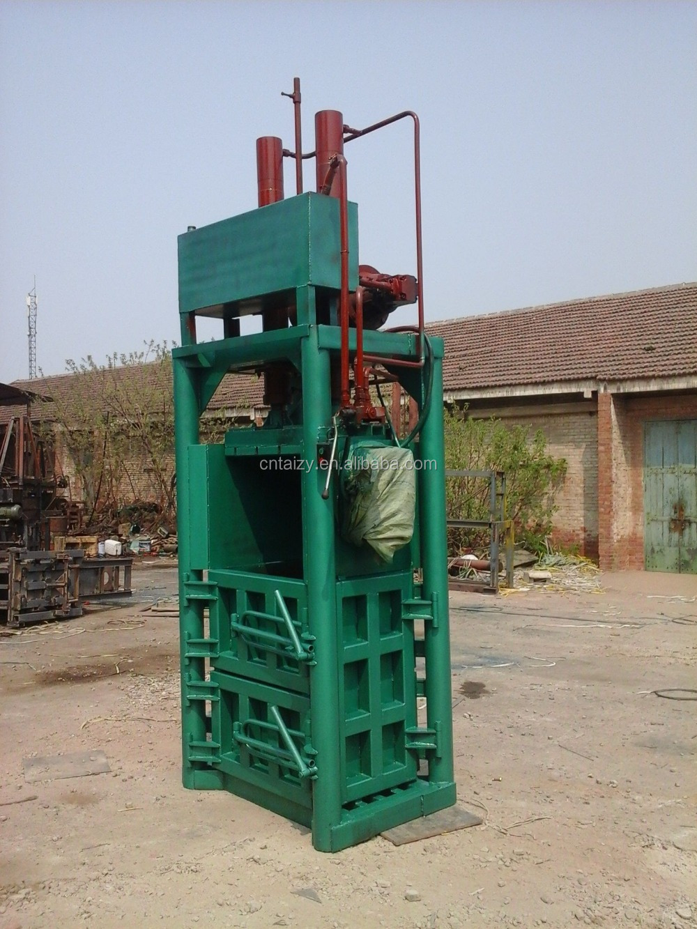 hay baling machine for sale