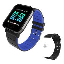 Смарт-браслет для активности/фитнес-трекер, часы для измерения артериального давления, умный браслет, фитнес-браслет, шагомер, измерение, дл...(Китай)