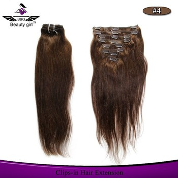 Onedor 20 Curly Synthetic Clip In Claw Drawstring Ponytail Hair Extension Hairpiece 190g With A Jaw 4 Dark Brown