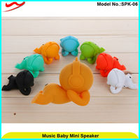 Music baby/Innovative usb mini speakers cheap mp3 players